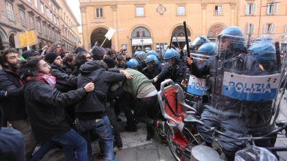 Zeven gewonden bij antifascistische betogingen in Italië