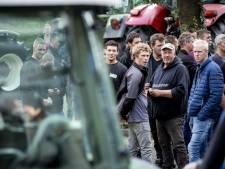 'Achterhoekse FDF-voorman aangehouden', agent voelt zich bedreigd en trekt wapen