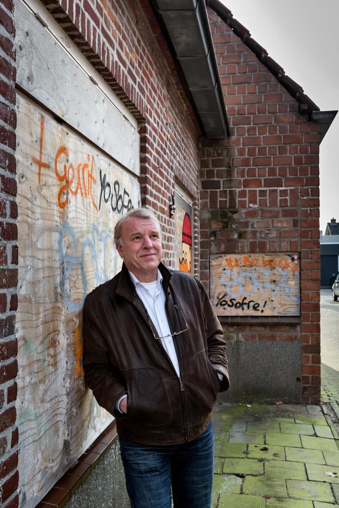 Oud-wethouder Jos van Son.
