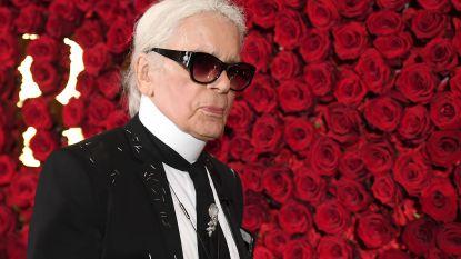 Wie erfde de miljoenen van mode-icoon Karl Lagerfeld?