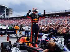 Zeges Max Verstappen bij F1-fans op 1, 2 én 3