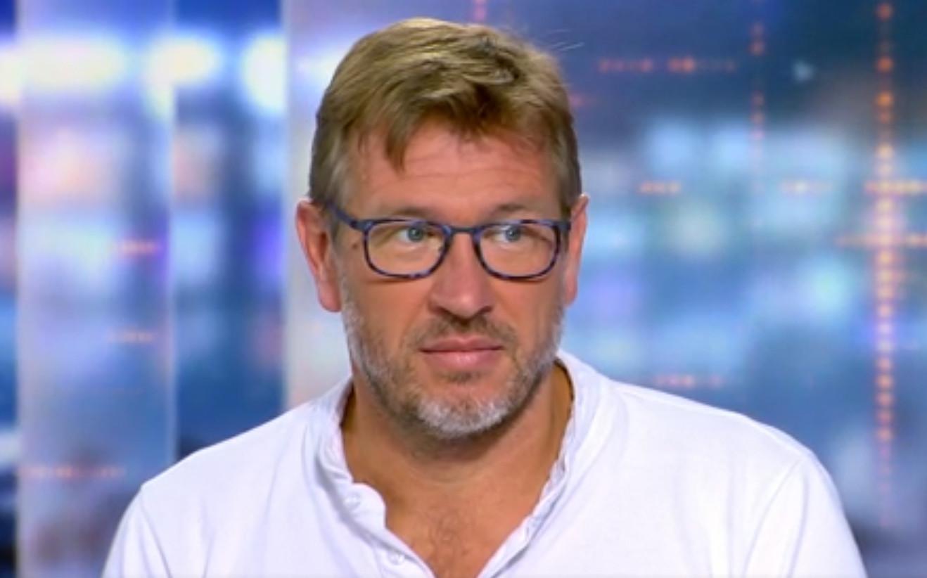 Jean-Christophe Goffard, responsable des unités Covid-19 à l'hôpital Erasme