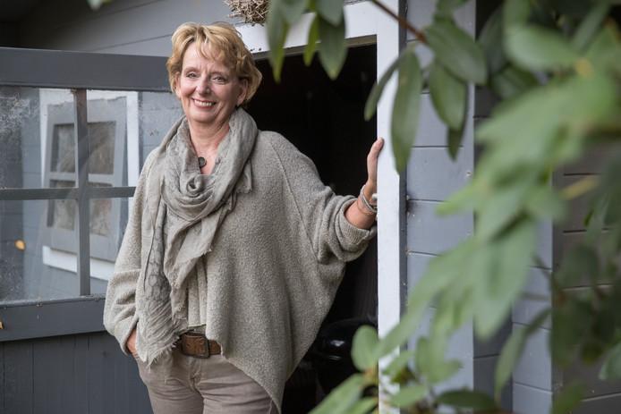 Verloskundige Marlies Galema uit Vught presenteert 16 november het boek 'Prettig Bevallen, hoe dan?'