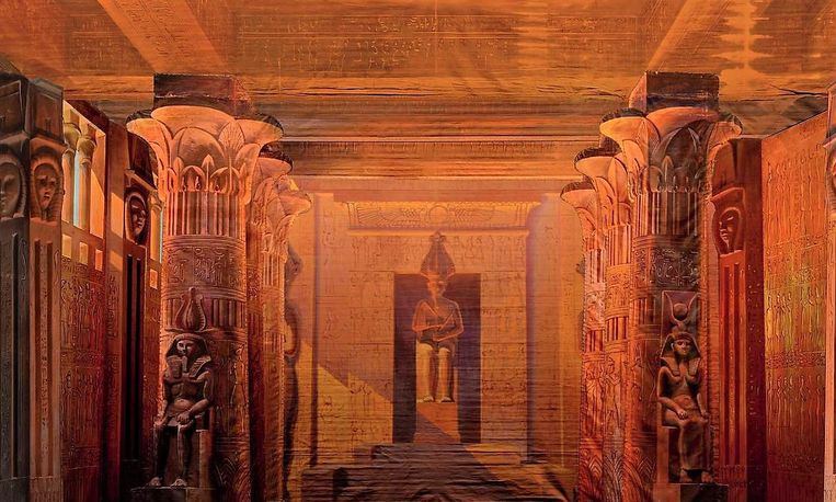 Palais Égyptien