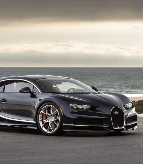 Nieuwste Bugatti staat onder controle van drie 'Flying Doctors'