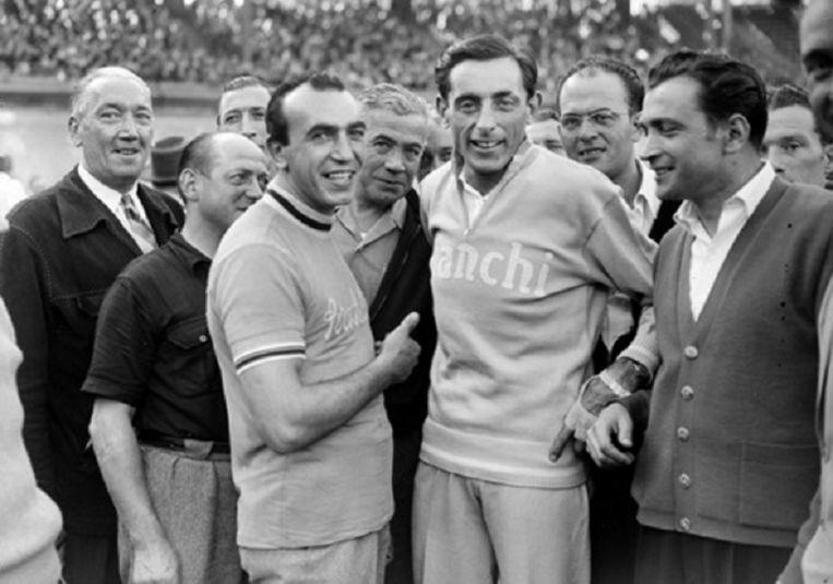 Fausto Coppi.