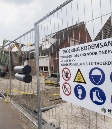 Asbestsanering in Goorse wijk 't Gijmink loopt minimaal half jaar vertraging op