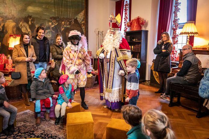 Het Kasteel van Sinterklaas in Helmond blijft dit jaar gesloten.