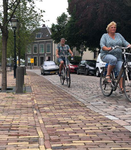Voldoende voor Dordts werk aan de weg, behalve aan de Lange Geldersekade