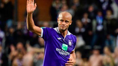 """Onze Anderlecht-watcher ziet tegen Eupen dat vooral Kompany koning blijft: """"Hoe slecht het ook gaat, Vincent Kompany ís Anderlecht"""""""