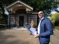 Erfgoedprijs Kampen-Zwolle voor 'juweeltje' van een tuinhuisje: 'leuk pandje, niet te groot en niet te klein'