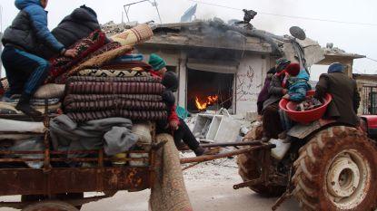 """VN slaan opnieuw alarm: """"Meer dan 700.000 mensen ontheemd door offensief in Syrië"""""""