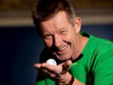 Wim Hogeboom vindt als veteraan het 'tafeltennisgeluk' in verre oorden