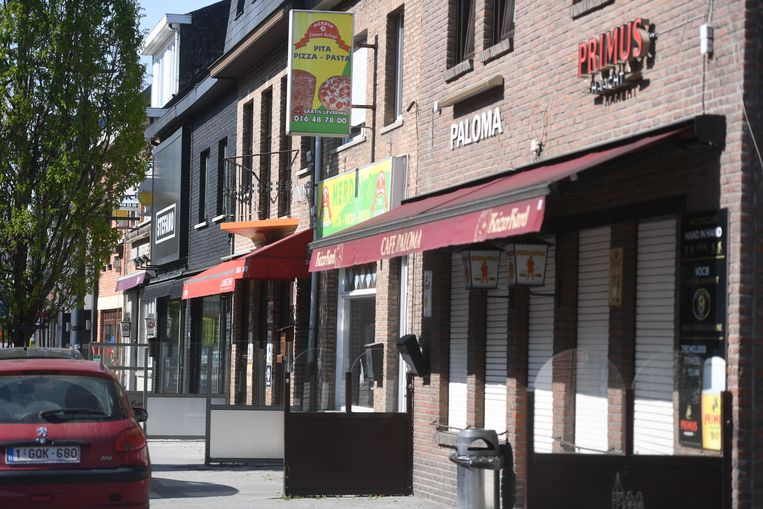 Parkeerplaatsen worden terrasjes in Tremelo