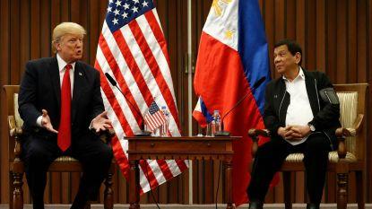 Filipijnen zeggen militair verbond met VS op