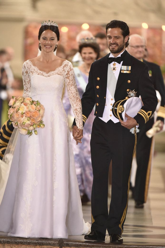 Prins Carl Philip en Sofia Hellqvist