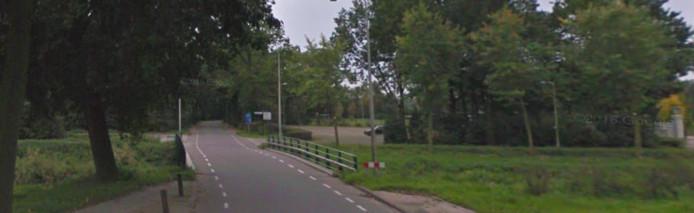 De brug bij de Wildertsedijk Zundert