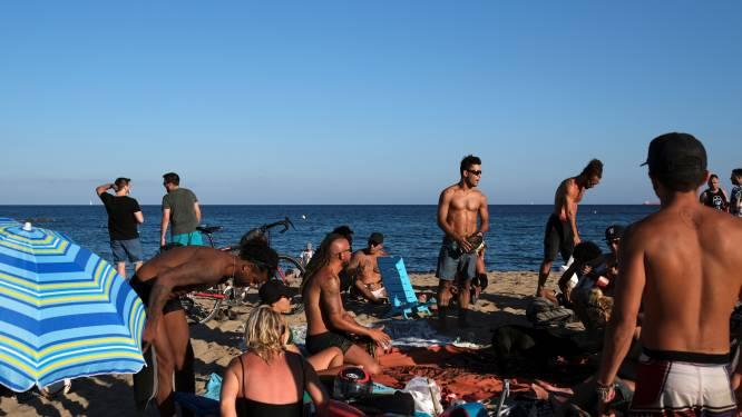 """Veertig graden in verschillende landen langs de Middellandse Zee: """"Risico op bosbranden neemt sterk toe"""""""