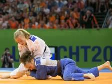 WK judo snel ten einde voor debutante Gersjes