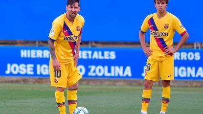 """Barça-fans stomverbaasd: """"Koeman heeft pareltje Riqui Puig niet nodig"""""""