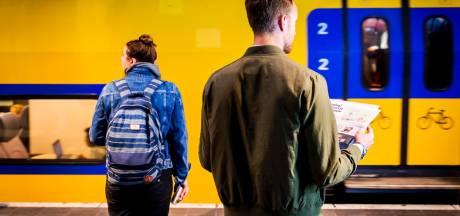 Minder intercity's tussen Zwolle en Amersfoort vanwege defecte spoorbrug