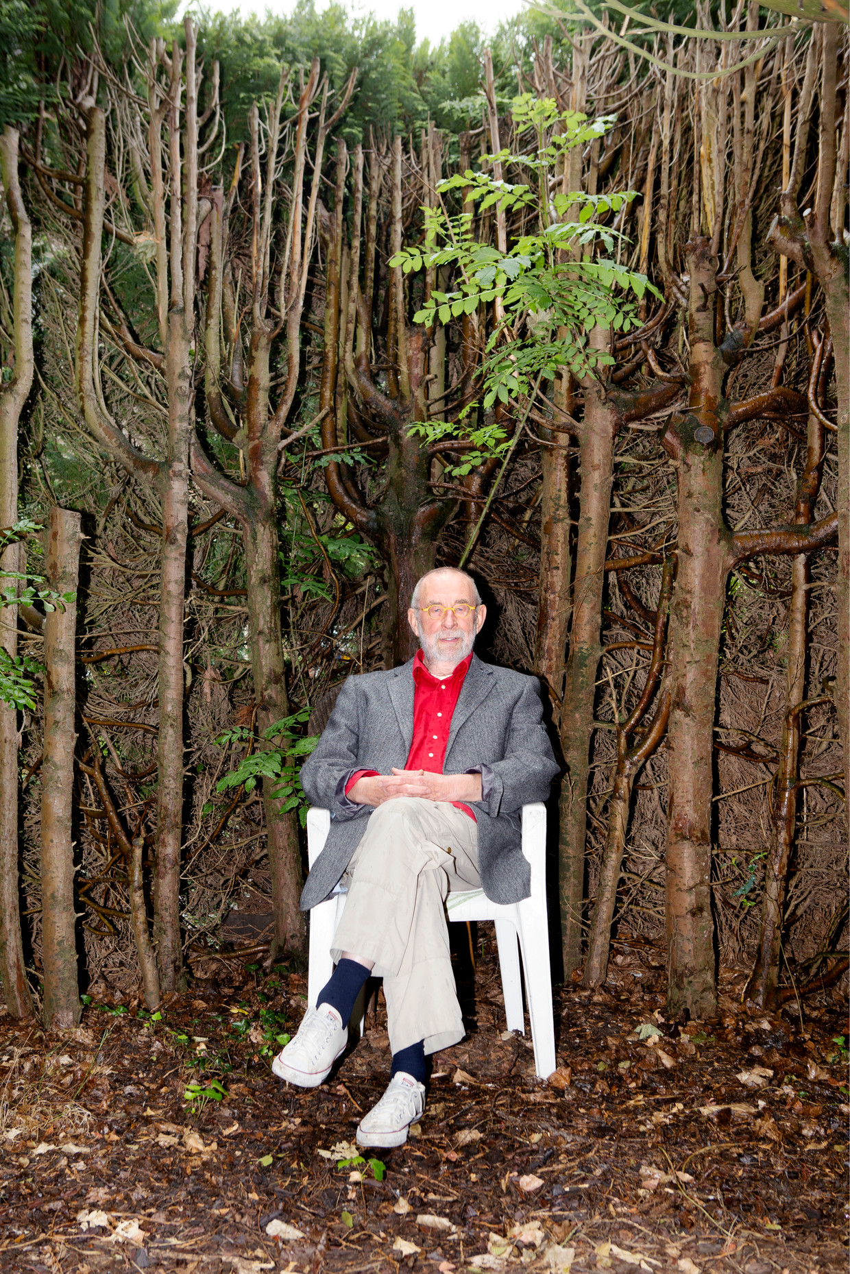 Hans Dorrestijn: 'De ekster houdt niet van de natuur. Daar kan ik niet helemaal mee instemmen.'