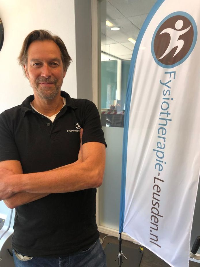 Bert Heeling, praktijkeigenaar Fysiotherapie-Leusden.nl