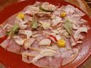 Gerookte botervis bij De Waardige Waard in Twello.