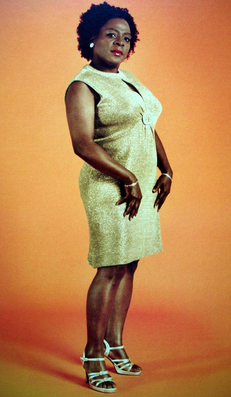 Sharon Jones. Beeld getty