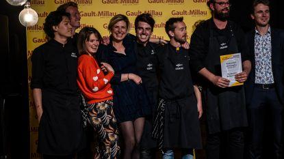 Willem Hiele wint Restaurant Philosophy Award van Gault & Millau