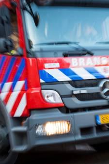 Klein brandje in woonzorgcentrum in Veenendaal