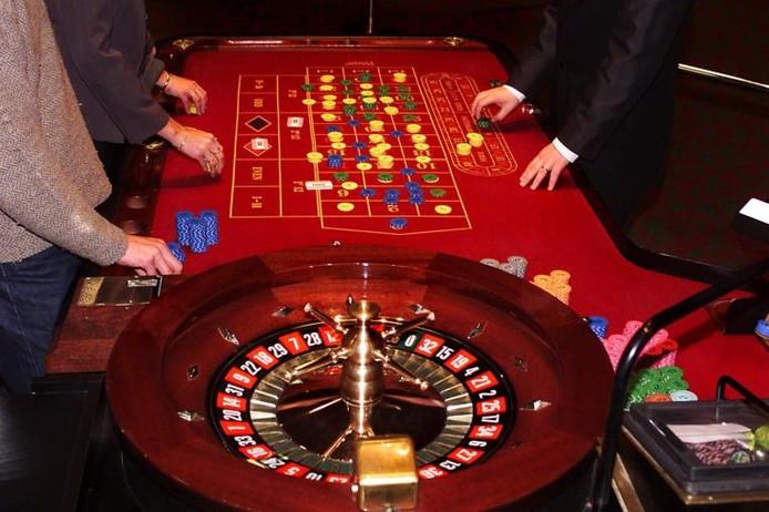 Gokken in het Holland Casino in Nijmegen.