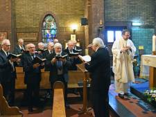 Sint Gregoriuskoor Sint Jansteen viert 75-jarig bestaan