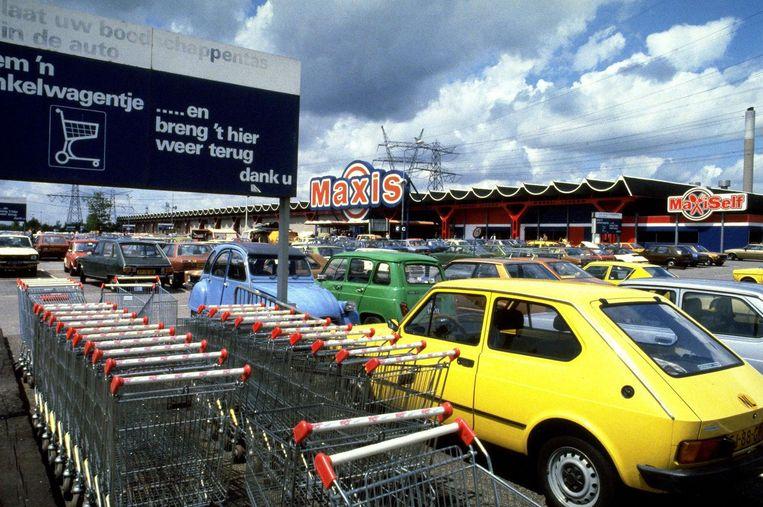 Ook het Maxiscomplex in Muiden maakt deel uit van de verkoop Beeld anp