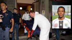 Drie jaar geleden nog op de rand van doorbraak in Serie A, nu bekent hij moord op moeder en zusje (11)