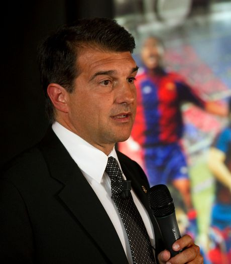 Oude bekende stelt zich kandidaat voor Barcelona-voorzitterschap