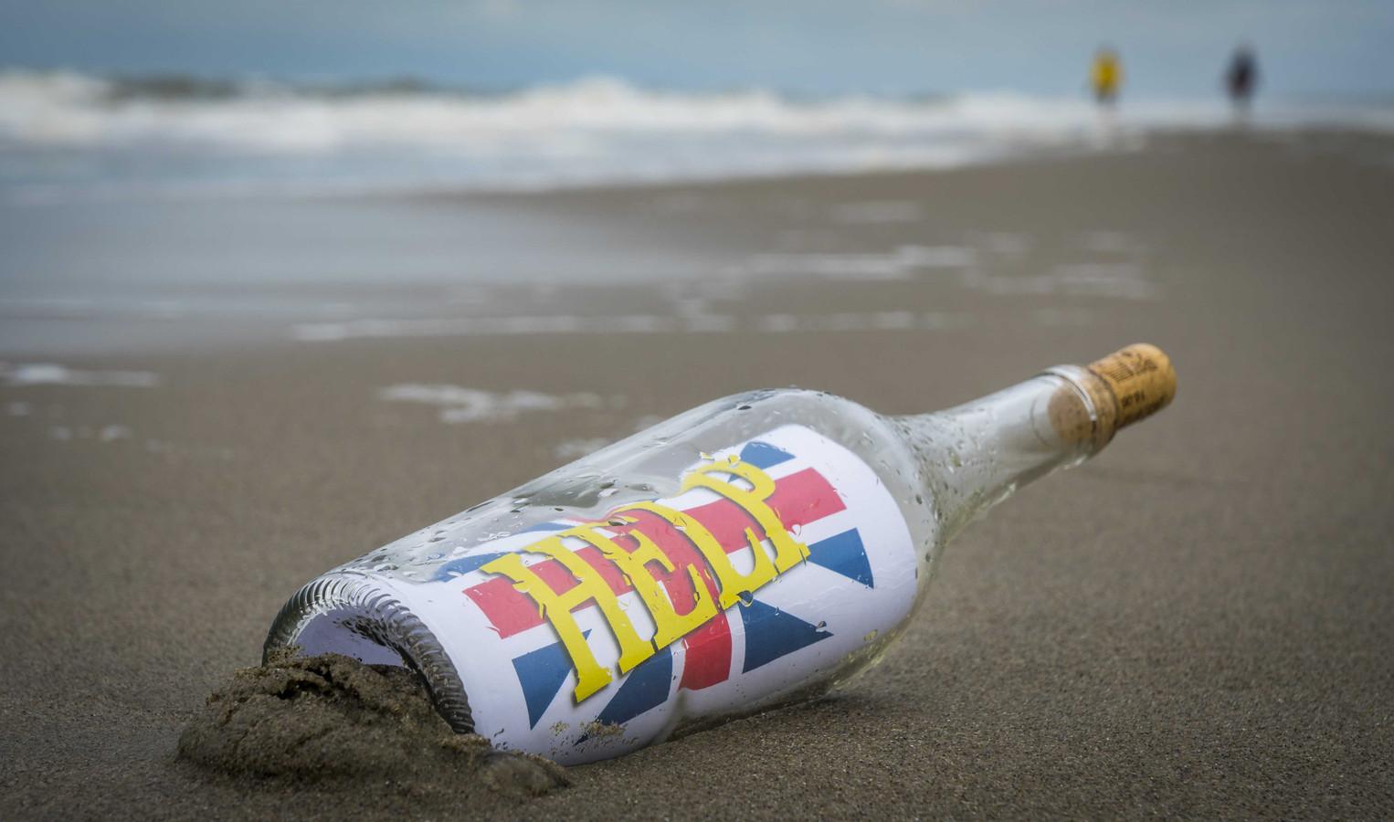 Steeds meer Nederlanders zijn bezorgd over de nakende Brexit