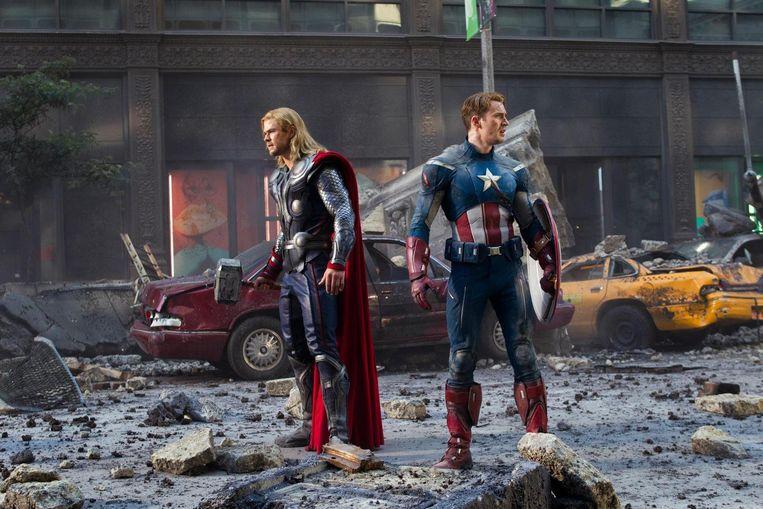 Avengers: Age of Ultron (2015) 41.594.559 keer gedownload in 2015 Beeld