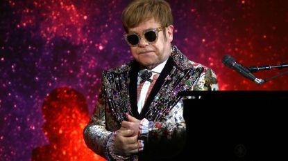 Elton John zegt twee concerten af om aanwezig te kunnen zijn op het huwelijk van Harry en Meghan