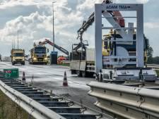 Gennep en Boxmeer balen van afsluiting A77: overlast en economische schade