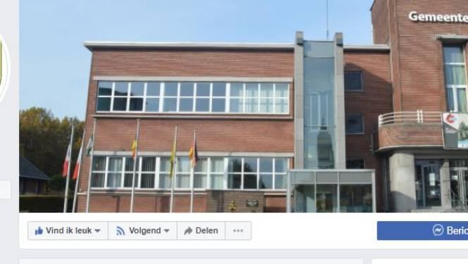 """Gemeente Zelzate heeft officieel een Facebookaccount: """"Eindelijk!"""""""