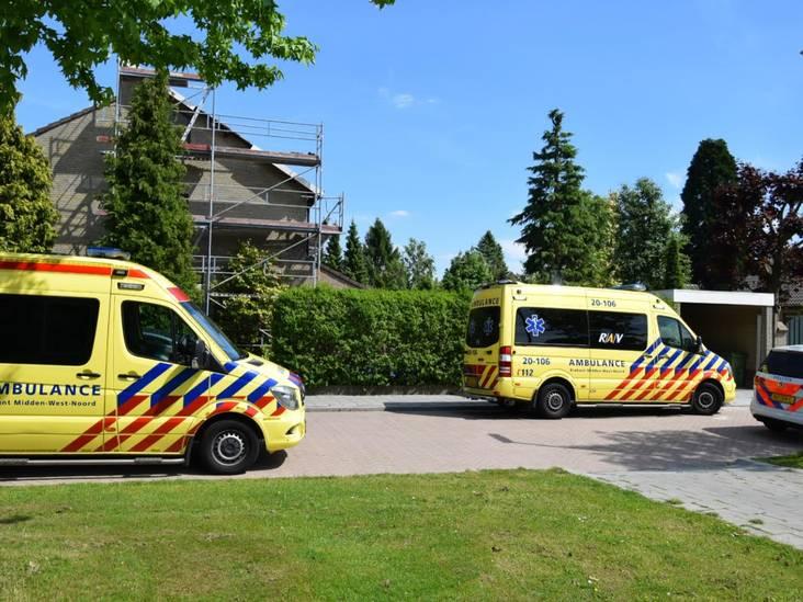 Man valt van steiger in Oudenbosch: gewond naar ziekenhuis