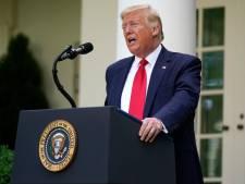 'Trump overweegt sancties tegen China wegens Hongkong'