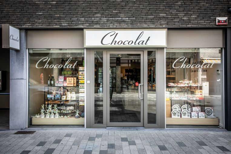 'Chocolat' bevindt zich nu in de Lommelse Kerkstraat.