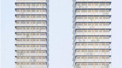 Daar zijn de Queen Towers weer: 223 woningen en hotel met 133 kamers