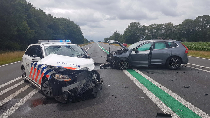 MDGo kan zo'n tien seconden na een auto-ongeluk nauwkeurig voorspellen hoe de inzittenden er aan toe zijn
