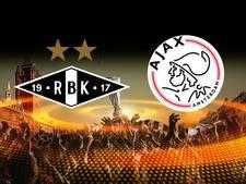 Ajax wacht loodzware klus bij Rosenborg