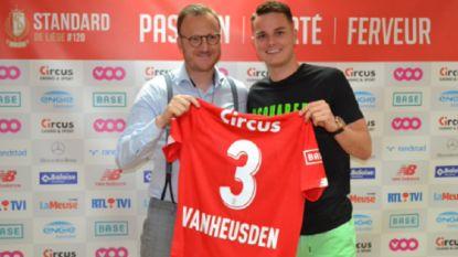 Duurste inkomende transfer ooit in België: Standard tast diep in de buidel voor Vanheusden