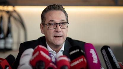 Zeven verdachten verantwoordelijk voor video die Oostenrijkse regering ten val bracht