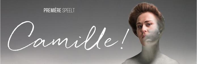 De poster van Camille